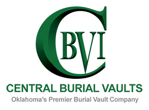 Central Burial Vaults Logo